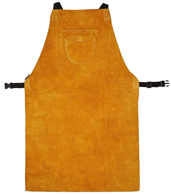 Portwest SW10TAR Tablier de soudure en cuir taille unique peau