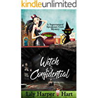 Witch Confidential (A Supernatural Speakeasy Cozy Mystery Book 2)