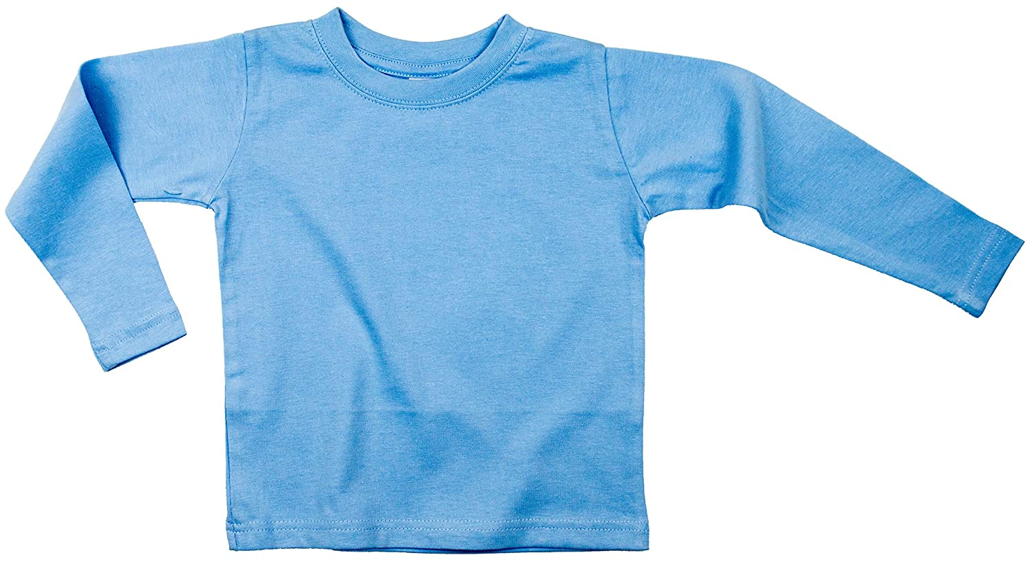Earth Elements Baby Girls' Long Sleeve T-Shirt ABBATS0N1L-TU-12-$P