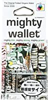 Mighty Wallet Men's Ultra Thin Strong Tyvek Wallet by Dynomighty - Reefer