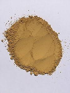Grapewood colors Yellow ochre pale (1 Lb) pigment/dye for concrete,ceramic,house paint,wall paint,render,pointing,cement,mortar,bricks,tiles
