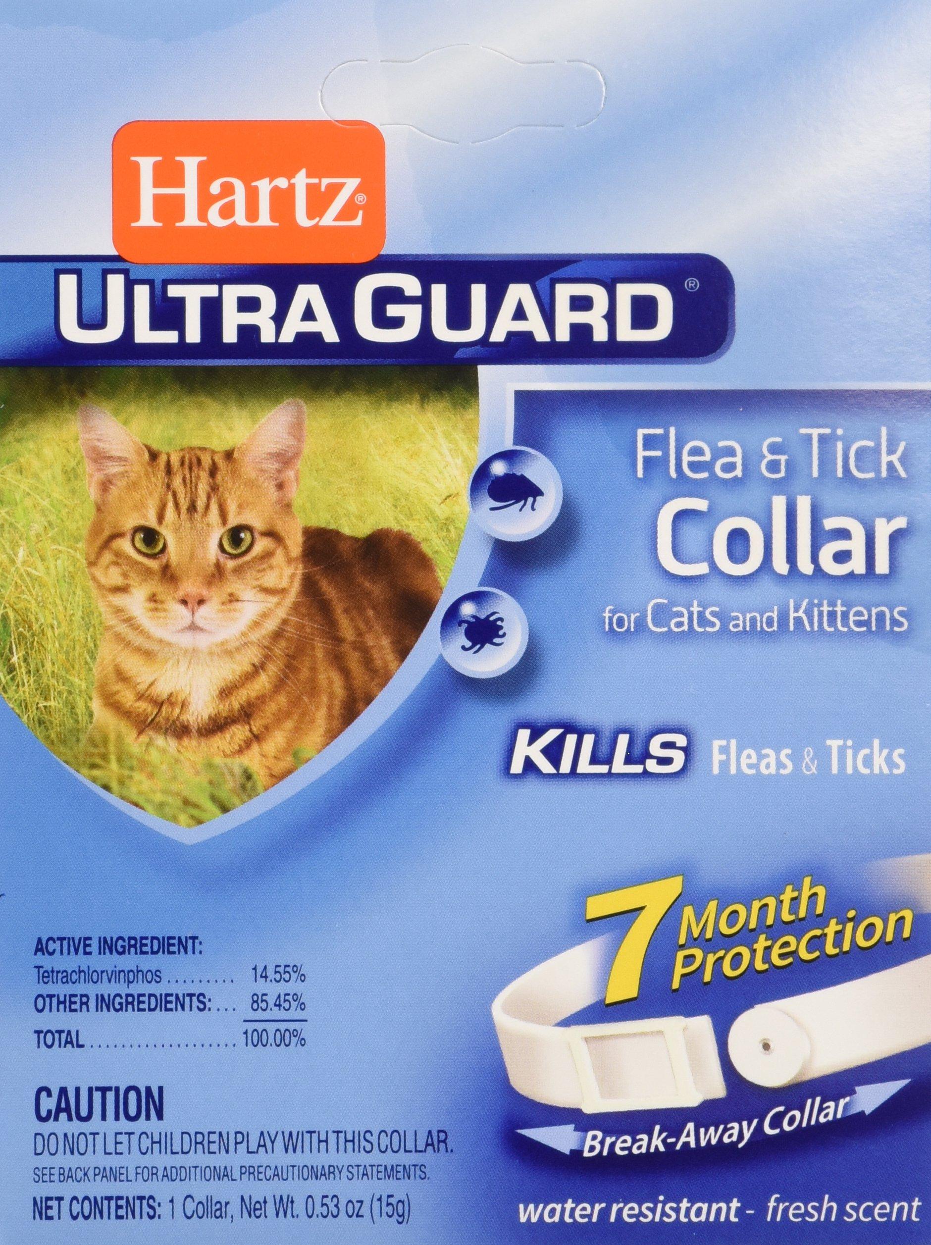 UltraGuard Plus Flea And Tick Kitten And Cat Collar