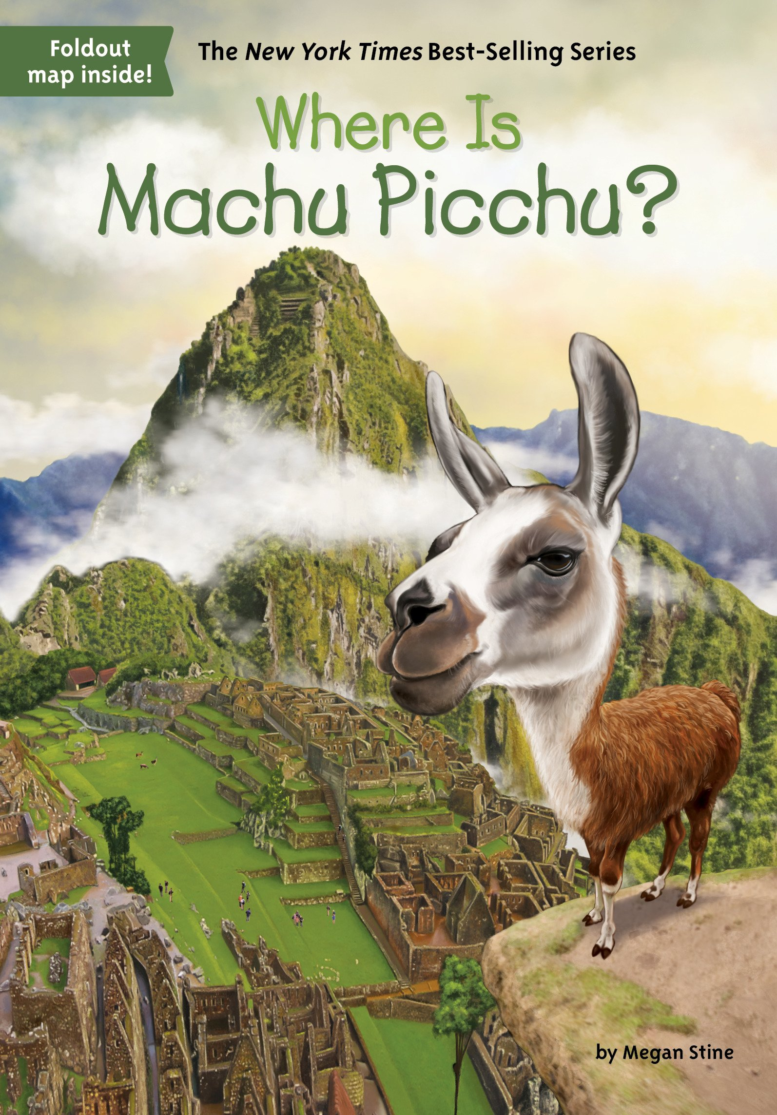 Where Is Machu Picchu   Where Is    English Edition