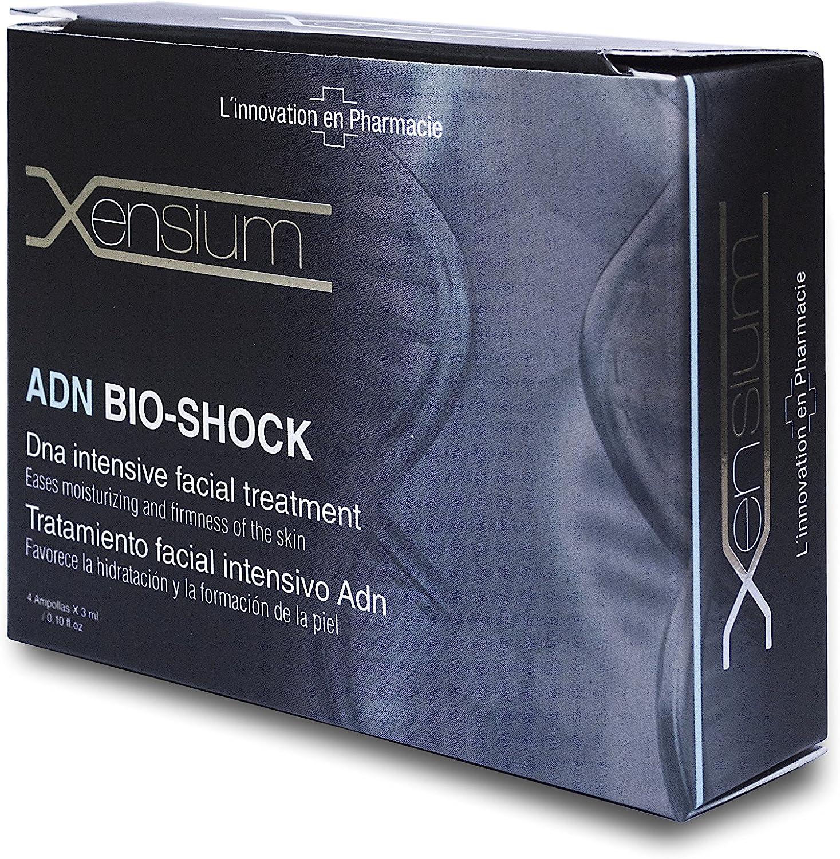 XENSIUM Bio-shock Adn 4 ampollas x 3 ml: Amazon.es: Belleza