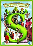 Shrek: The 4-Movie Collection (DVD) [2018]