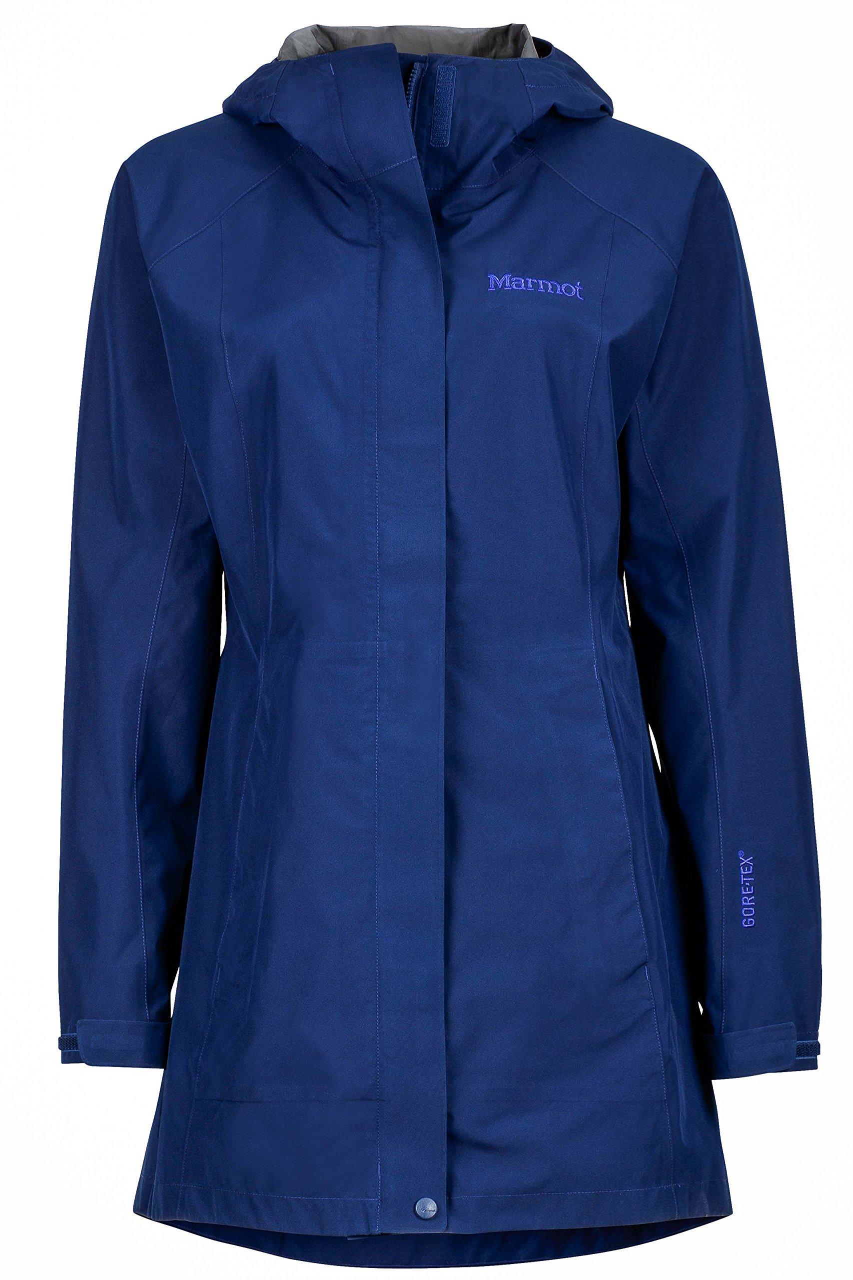 Marmot Women's Essential Lightweight Waterproof Rain Jacket GORE-TEX with PACLITE Technology