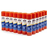 Elmer's All Purpose Glue Sticks, 12 Pack, 0.77-ounce sticks