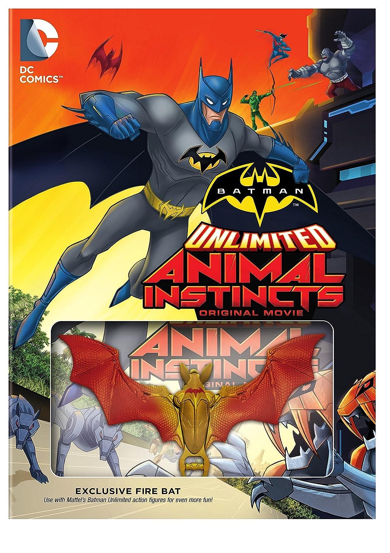 Amazon.com: Batman Unlimited: Animal Instincts (DVD): Roger ...