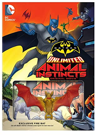 Amazon.com: Batman Unlimited: Animal Instincts: Roger Craig ...