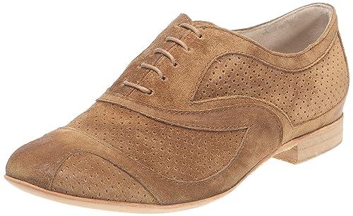 sports shoes d41f3 650ac Now Nico, Scarpe donna, Marrone (Camel), 36: Amazon.it ...