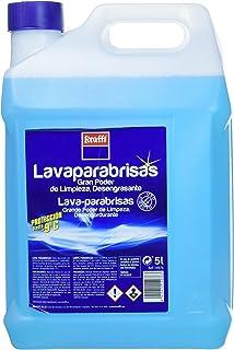 Krafft - Lavaparabrisas con metanol 5l