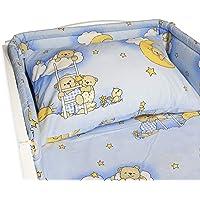 BlueberryShop juego de ropa de cama de algodón