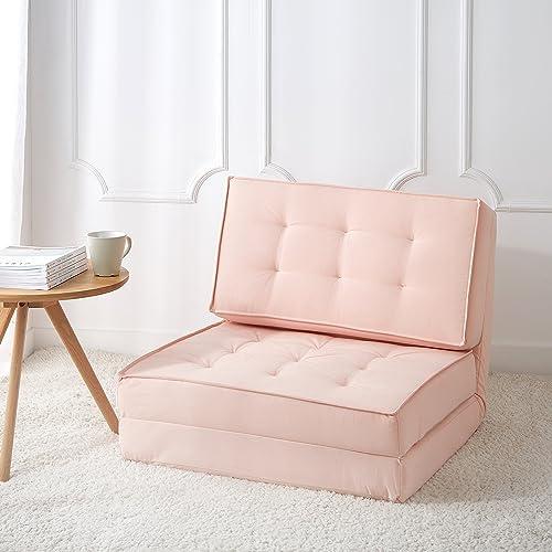 Urban Shop Canvas Convertible Flip Chair