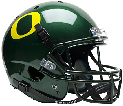 b9048b97afc Image Unavailable. Image not available for. Color  OREGON DUCKS Schutt AiR  XP Full-Size REPLICA Football Helmet