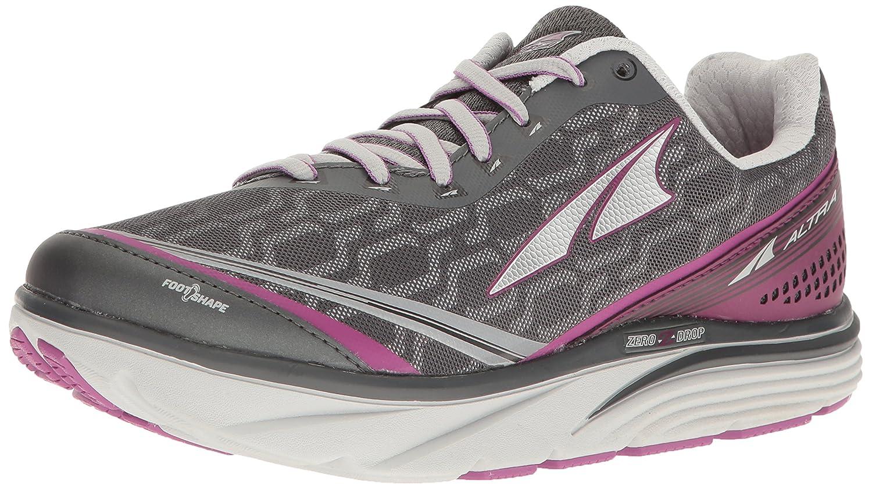 Altra Women's Torin IQ Running Shoe B01HNJX4VW 10.5 B(M) US Black/Purple