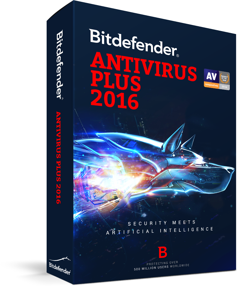 BITDEFENDER ANTIVIRUS PLUS 2016 Online