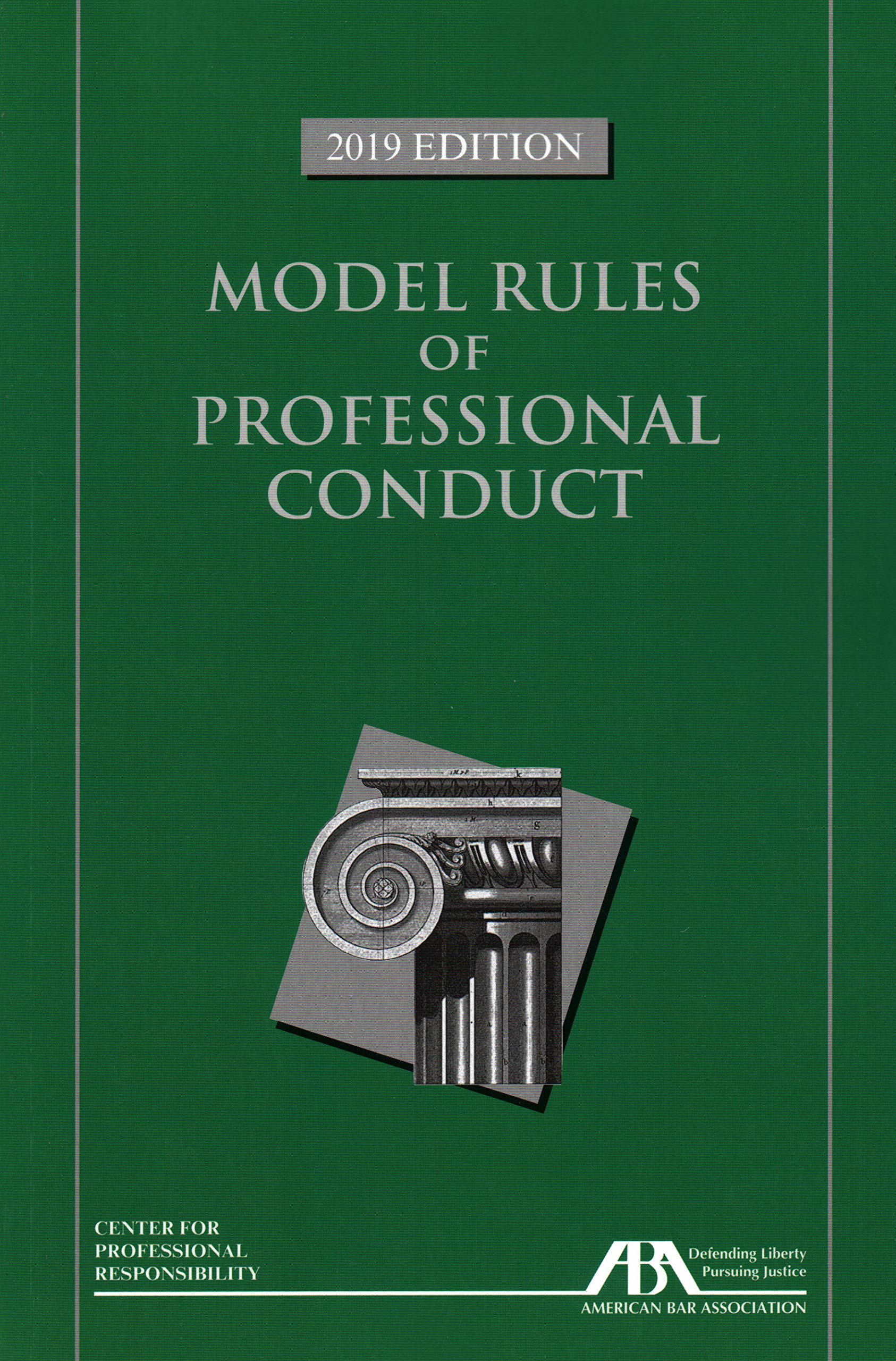 Model Professional Conduct Center Responsibility