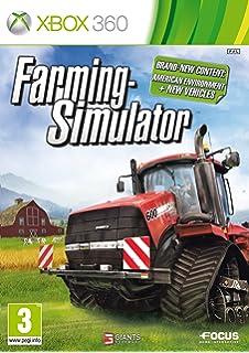 Farming Simulator 15 (Xbox 360): Amazon co uk: PC & Video Games