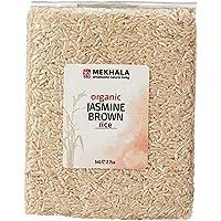 Mekhala Organic Jasmine Brown Rice, 1kg