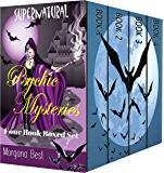 Supernatural Psychic Mysteries: Four Book Boxed Set: (Misty Sales Cozy Mystery Paranormal Suspense series)