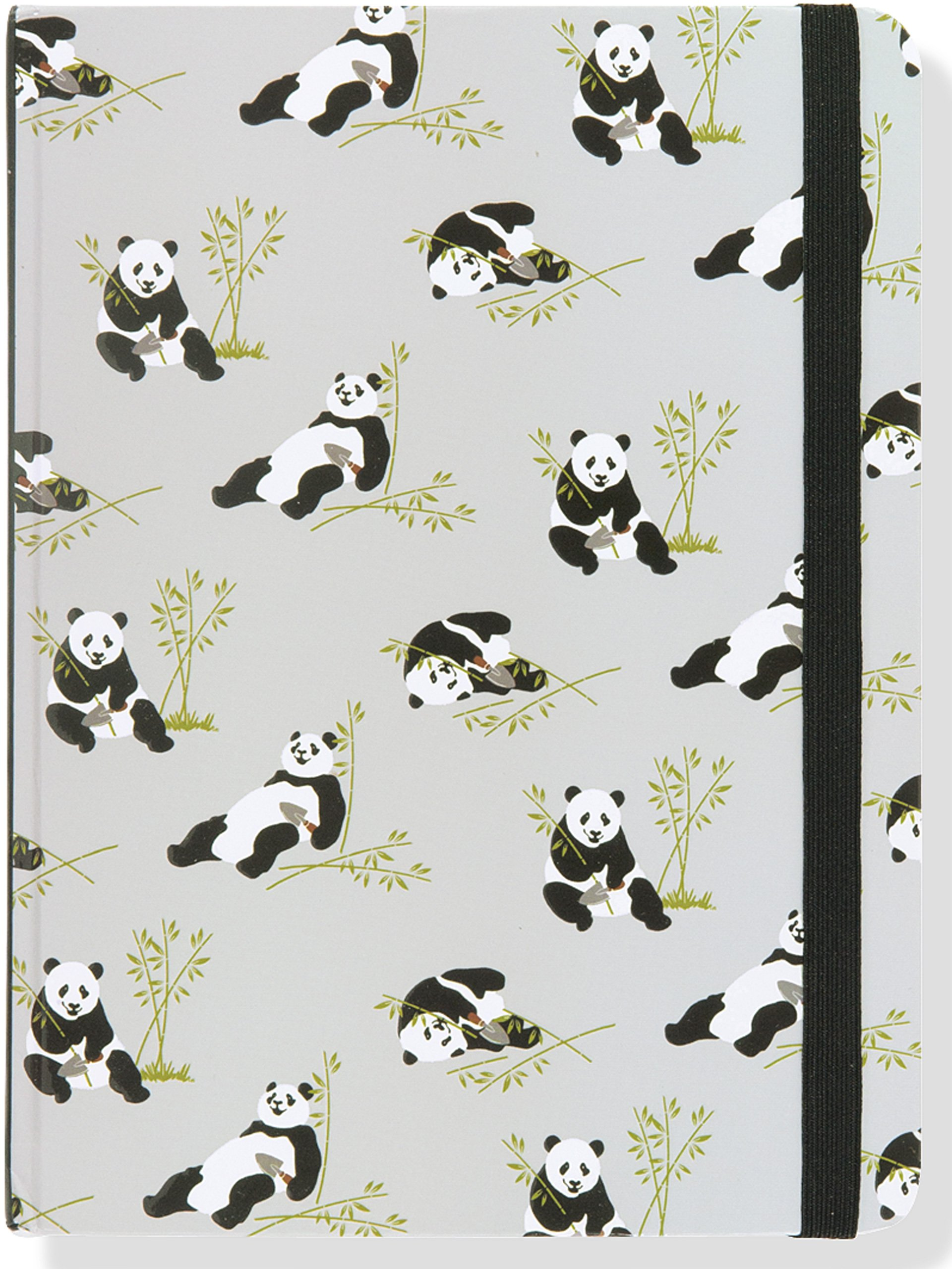Pandas Journal Diary Notebook Pauper