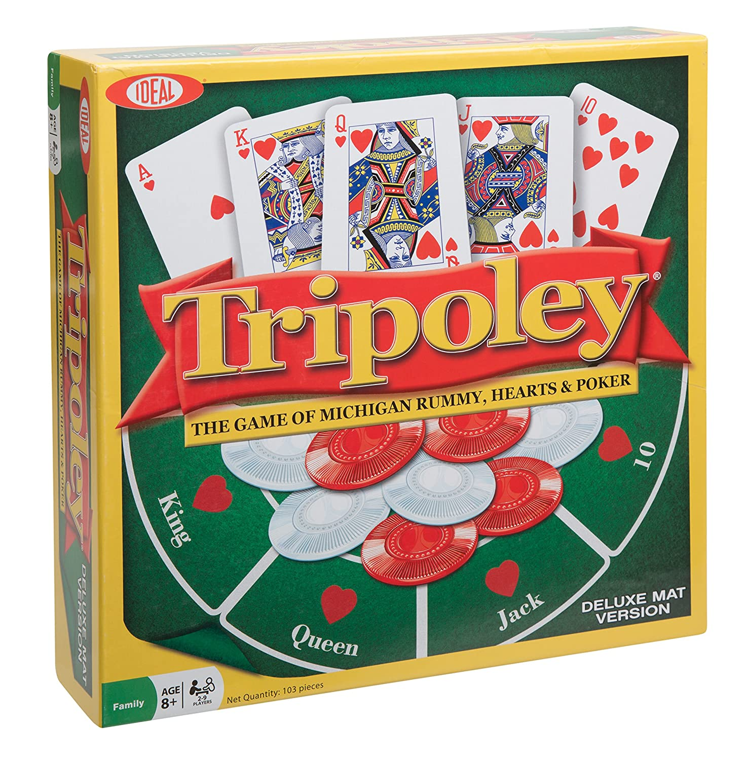 Save 55% on Tripoley Card Game...