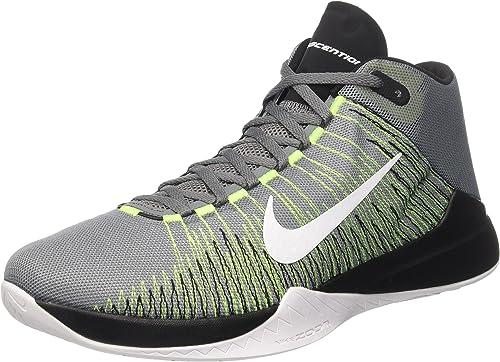 Nike Zoom Ascention, Zapatillas de Baloncesto para Hombre: Nike ...
