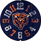 Imperial Officially Licensed NFL Merchandise: Vintage Round Clock