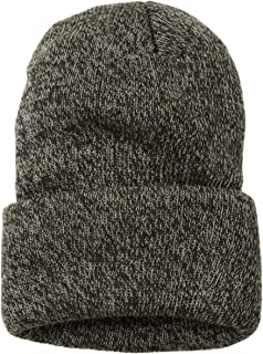481828174bab Quietwear Men's Ruff and Tuff 4 Layer Beanie, Duck Brown, One Size ...