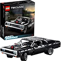 LEGO Technic 42111 Dom's Dodge Charger (1077 piezas) Fast and Furious