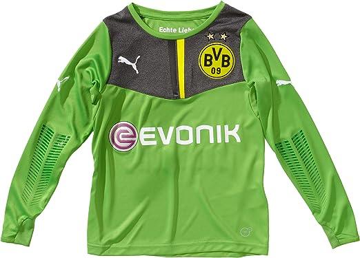 PUMA - Camiseta de Portero del Borussia Dortmund para niño
