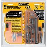 DEWALT DW5366 Kit de chave de ancoragem 10 peças