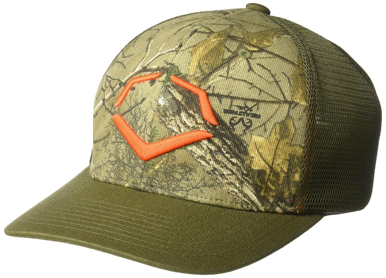 Wilson Sporting Goods Evoshield Outdoor Flexfit Hat, Camo/Green ...
