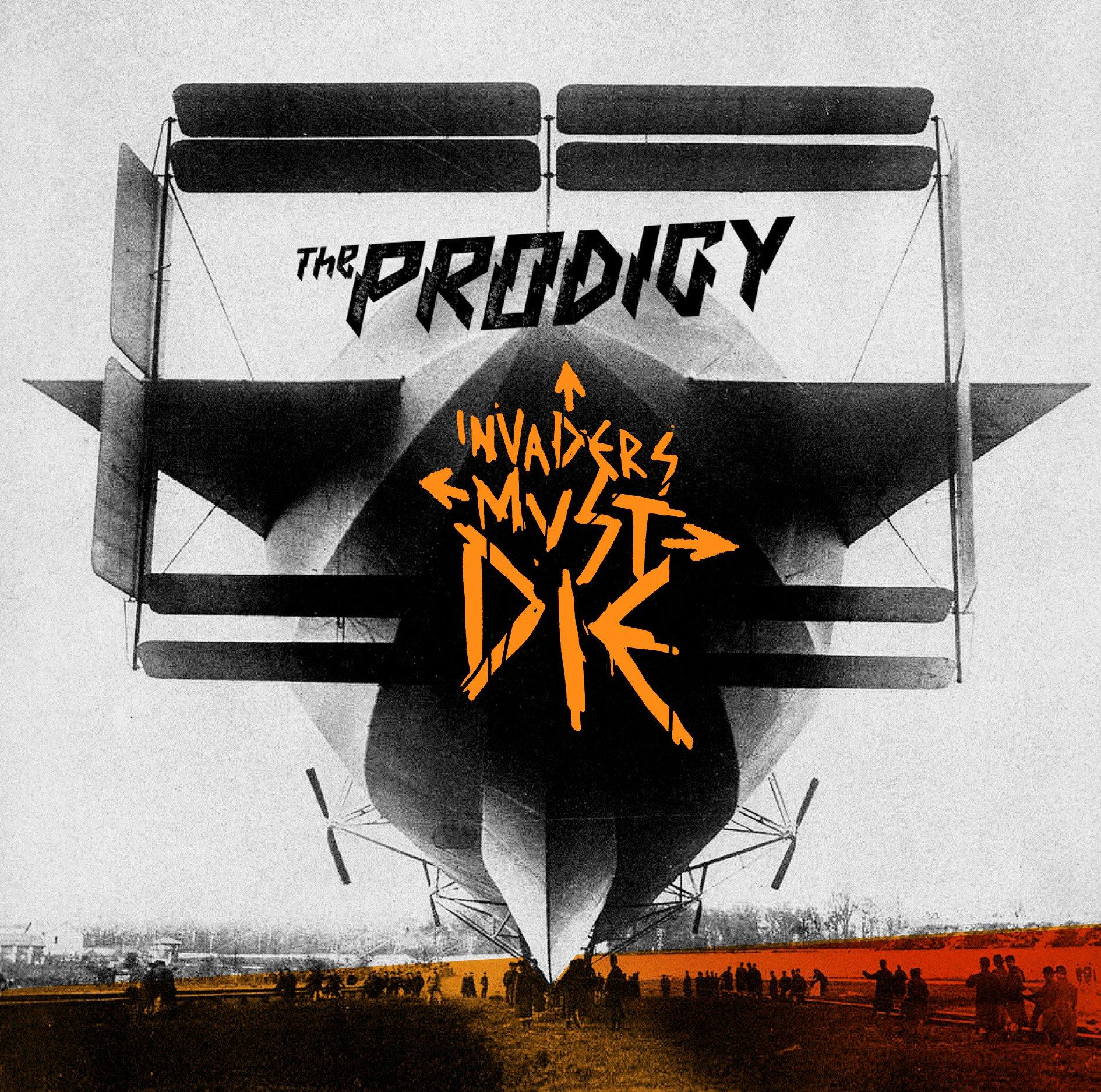CD : Prodigy - Invaders Must Die (CD)