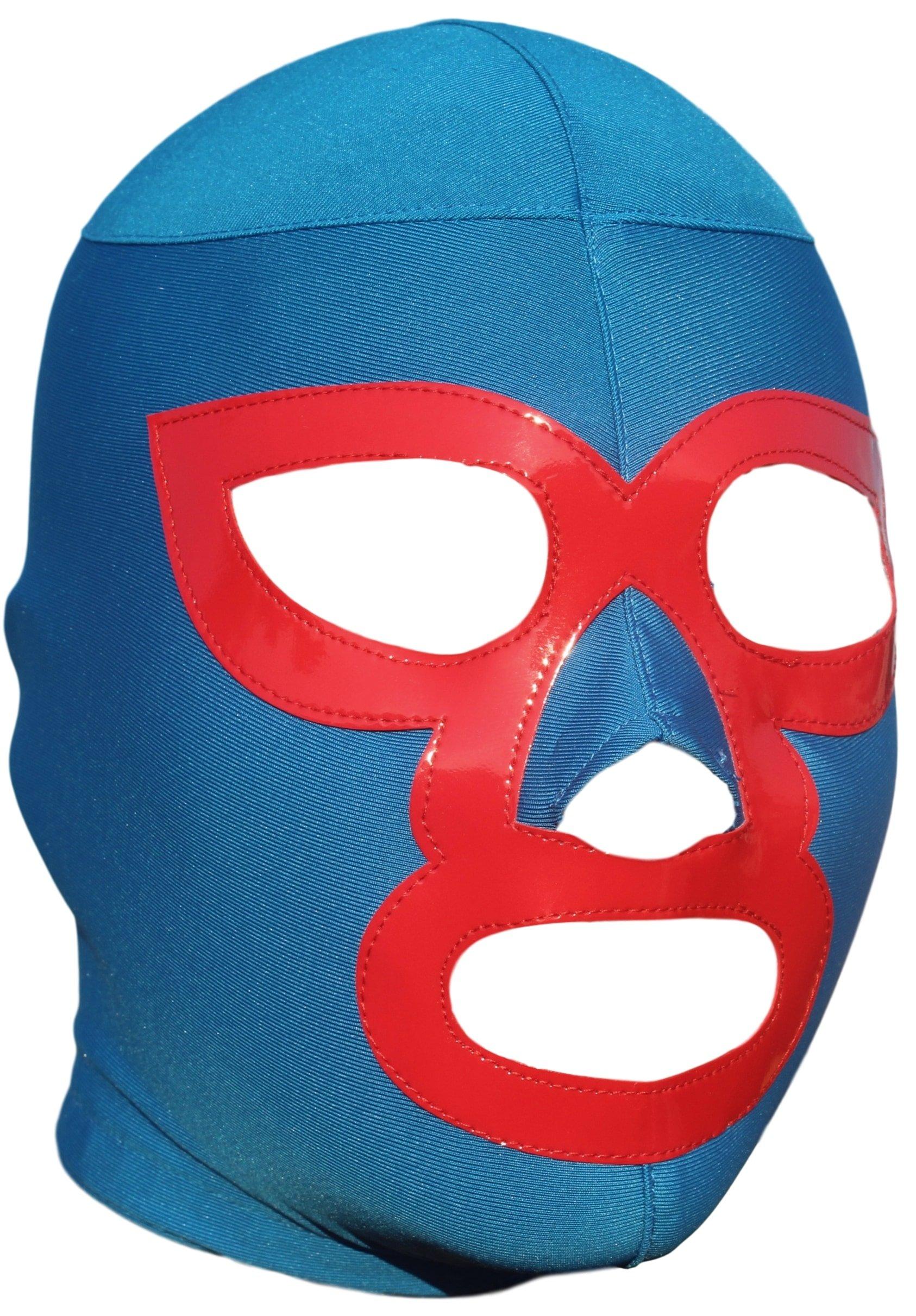 Deportes Martinez Nacho Libre Lycra Lucha Libre Luchador Wrestling Masks Adult Size by Deportes Martinez