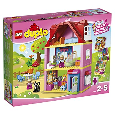 Lego Duplo Play House (10505): Toys & Games