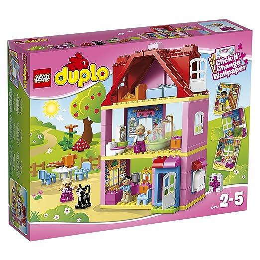 164 opinioni per LEGO Duplo LEGO Ville 10505- La Casa Rosa