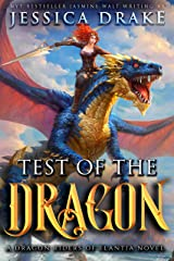 Test of the Dragon: a Dragon Fantasy Adventure (Dragon Riders of Elantia Book 5) Kindle Edition