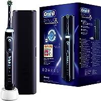 Oral-B Genius X Zwarte Elektrische Tandenborstel, 1 Premium Handvat Met Artificiële Intelligentie, 1 Opzetborstel, 1…