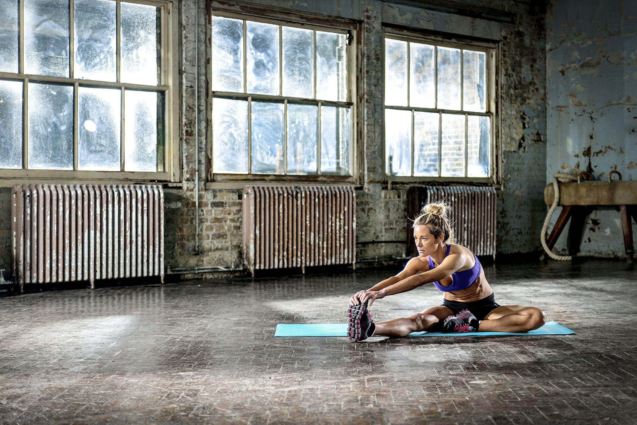 Reebok fitness , training equipment, Yoga mat (color: Blue) [RAMT-11024BLL] by Reebok (Image #5)