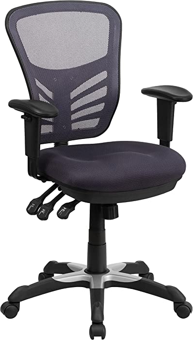 The Best Tempo Mid Back Office Chair