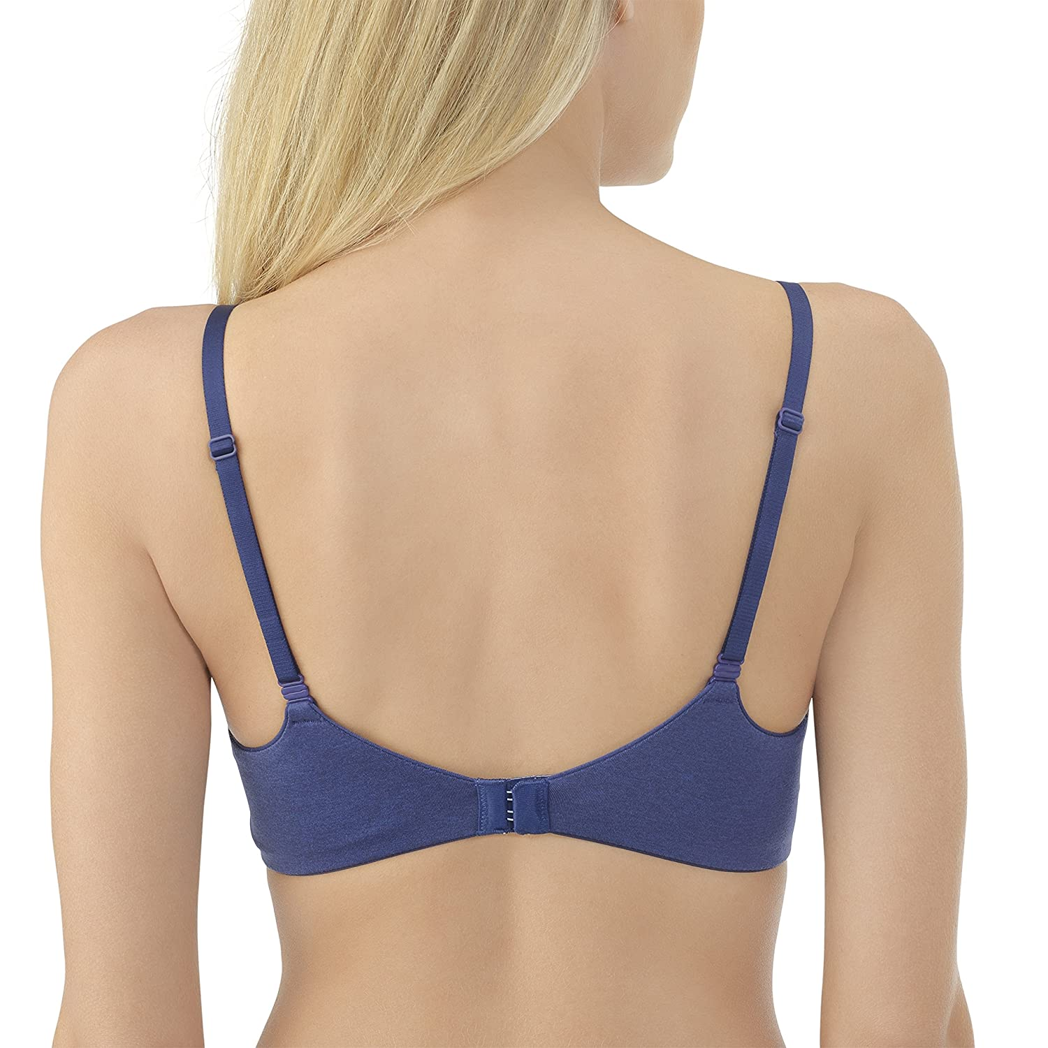 Lily of France Womens Perfect Lift Wirefree Bra 2172205