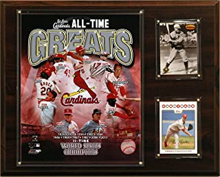 product image for MLB St. Louis Cardinals All-Time Greats Photo Plaque