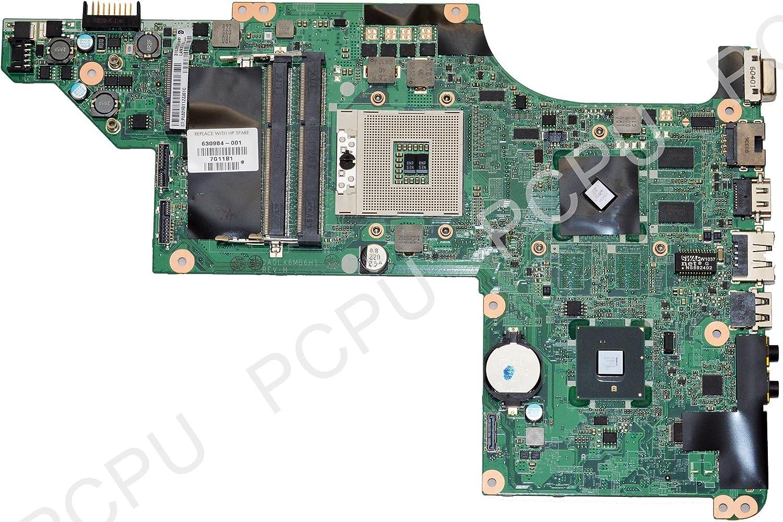 630984-001 HP DV7-5000 Intel Laptop Motherboard s989