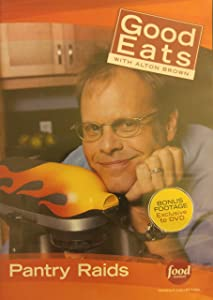 Food Network Takeout Collection DVD - Good Eats With Alton Brown Pantry Raid I Use Your Noodle / Cool Beans / Comb Alone
