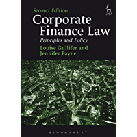 Corporate Finance Law: Principles and Policy (English Edition)