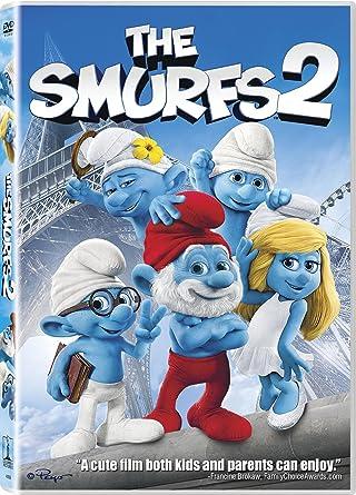 the smurfs 2011 dvd