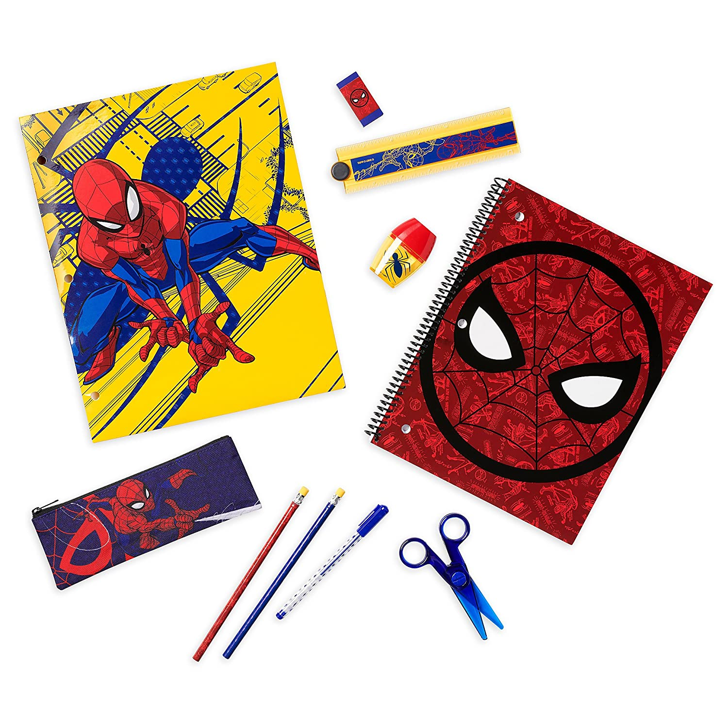 Disney Spider-Man Stationery Supply Kit