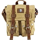 3638d25d0b Amazon.com  BROWN-The Outback Ipad NetBook Sling Leather Bag ...