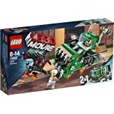 LEGO Movie - 70805 - Jeu De Construction - Le Camion Poubelle